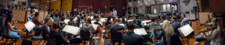 Composer/conductor Jeff Russo and the orchestra perform the score for <i>Star Trek: Discovery</i>