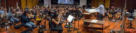 The orchestra performs composer/conductor Jeff Russo's score for <i>Star Trek: Discovery</i>