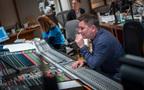 Scoring mixer Michael Perfitt