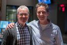 Writer/producer Alex Kurtzman and composer Jeff Russo