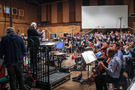 John Williams conducts the Hollywood Studio Symphony and the LA Master Chorale on <em>Star Wars: The Last Jedi</em>