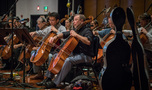 The cello section on <em>Transformers: The Last Knight</em>