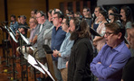 The choir performs on <em>Transformers: The Last Knight</em>