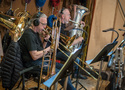 The low brass on <em>The Darkest Minds</em>