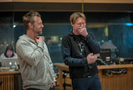 Director David Leitch and composer Tyler Bates couldn't believe some of the lyrics they came up with for the choir