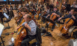 The cello section on <em>Deadpool 2</em>