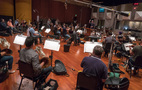 Blake Neely conducts the Hollywood Studio Symphony on <em>Deception</em>