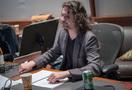 Music editor Louis Schultz