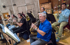 The French horns perform on <i>Maze Runner: The Death Cure</i>