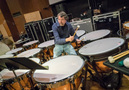 Percussionist Gregory Goodall performs on <i>Maze Runner: The Death Cure</i>