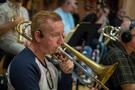 Trombonist Phil Keen