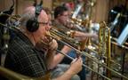 Trombonist Alex Iles