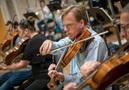 Darrin McCann performs on viola