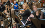 The flutes and oboe perform on <em>Maze Runner: The Death Cure</em>