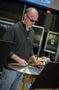 Ken McGrath plays percussion on <em>Maze Runner: The Death Cure</em>