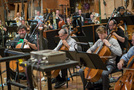 The cello section performs on <i>Maze Runner: The Death Cure</i>