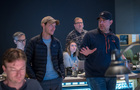 Director Wes Ball and composer John Paesano discuss a cue
