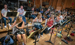The woodwind section records on <i>The Predator</i>
