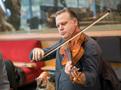 Shawn Mann on viola