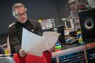 Composer Marco Beltrami examines the score