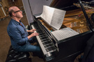 Pianist Randy Kerber performs on <i>Rampage</i>