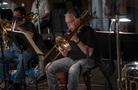 Bass trombonist Bill Reichenbach