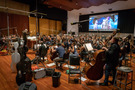 The Hollywood Studio Symphony performs on <em>Smallfoot</em>