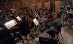 The violas perform on <em>Tag</em>