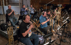 The brass section on <em>Tag</em>