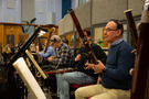 The woodwinds perform on <em>How to Train Your Dragon: The Hidden World</em>