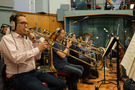 The brass section on <em>How to Train Your Dragon: The Hidden World</em>