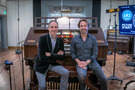 <em>The Addams Family</em> composers Mychael Danna and Jeff Danna