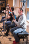 Clarinets from the Galaxy Symphonic Orchestra
