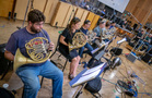 The French horn section on <em>Green Eggs and Ham</em>