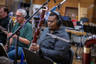 Anthony Parnther plays the bassoon on <em>Green Eggs and Ham</em>