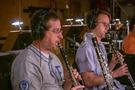 The clarinets