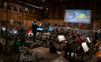 The Hollywood Studio Symphony performs on Christopher Lennertz's score to <em>Shaft</em>