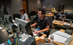 Additional music composer Dara Taylor and ProTools Recordist Keith Ukrisna