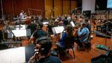 The Hollywood Studio Symphony performs on <em>Treadstone</em>