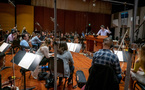 The Hollywood Studio Symphony performs on Jeff Russo's score to <em>Treadstone</em>