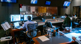 The view from the control room on <em>Treadstone</em>
