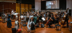 Composer/conductor Jeff Russo performs with the Hollywood Studio Symphony