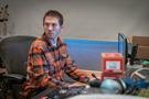 Score mixer and engineer Tyson Lozensky
