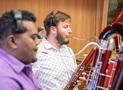 The bassoons perform on <em>A Quiet Place Part II</em>